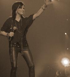 Martina McBride at the Richmond Coliseum, March 12, 2010