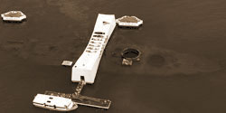 USS Arizona Memorial in 2006