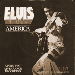 Cover of America The Beautiful, 1977 single