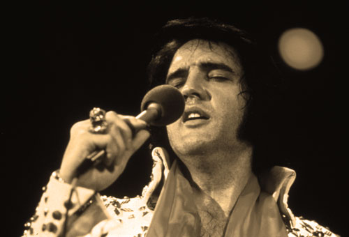 Elvis On Tour: 75th Anniversary Celebration hit theaters on July 29, 2010