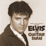 Elvis Sings Guitar Man (2011, booklet cover)