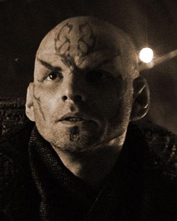 Eric Bana as he appeared in Star Trek (2009)