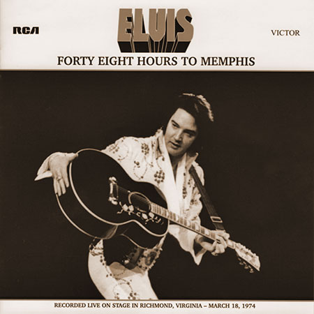 Forty-Eight Hours To Memphis (2011 FTD, booklet cover)