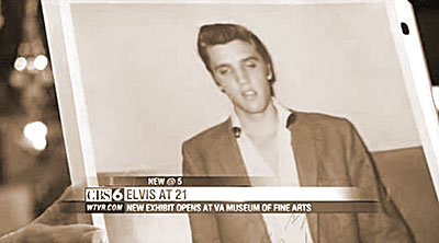 CBS 6: Elvis At The Mosque, Richmond, Virginia, 1955