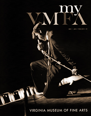 My VMFA Magazine - Elvis Kneeling At The Mosque