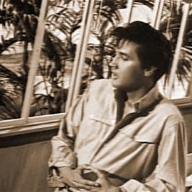 Elvis in 1967
