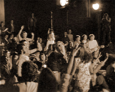 Elvis Presley Appreciation Society Convention,  Luxembourg, 1970