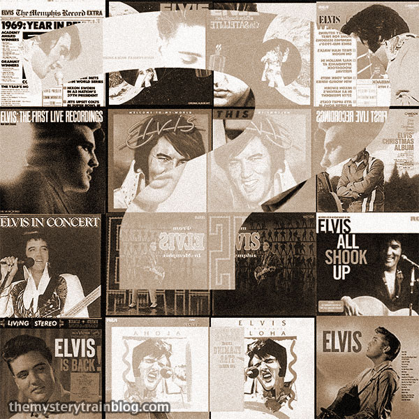 Elvis Trivialities On TheMysteryTrainBlog.com