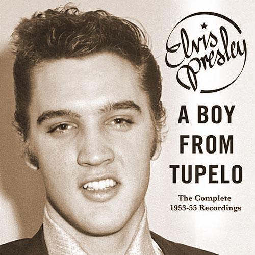 A Boy From Tupelo (concept cover art)