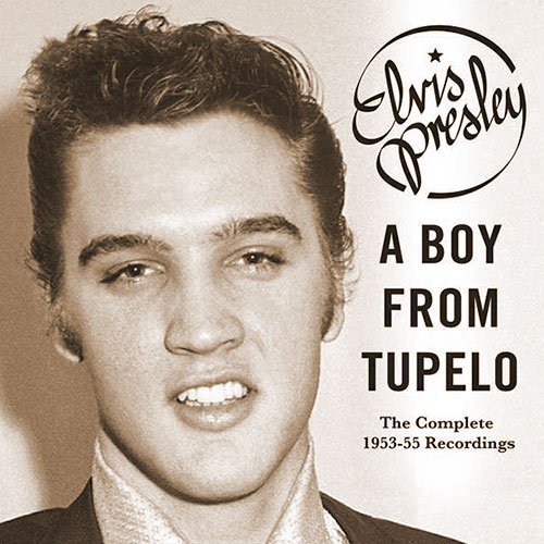 A Boy From Tupelo (concept cover art)