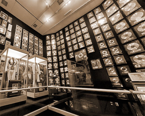 Virtual Graceland Trophy Room