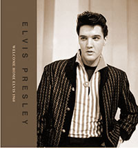 Welcome Home Elvis book