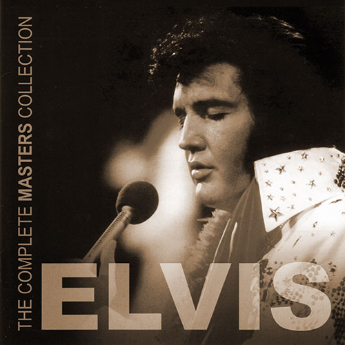 Elvis: The Complete Masters Collection (Booklet Cover)