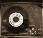 The Paper Record Player