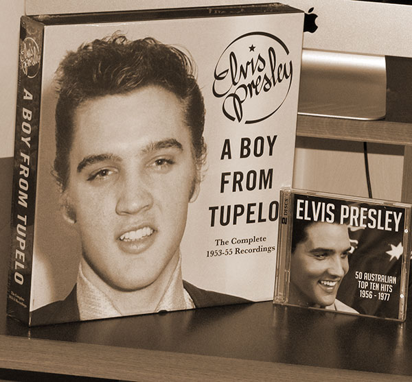 A Big Monster (A Boy From Tupelo)
