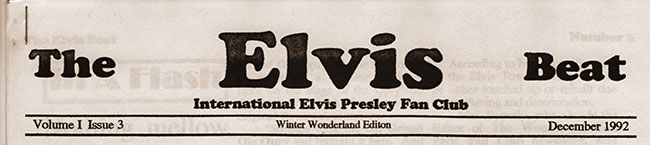 The Elvis Beat #3