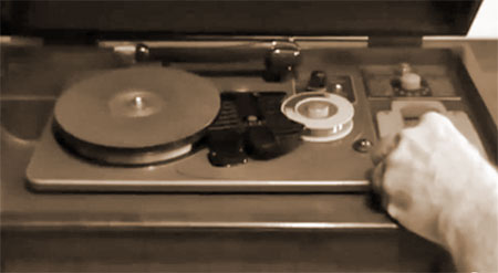 Silvertone wire recording of Elvis Presley