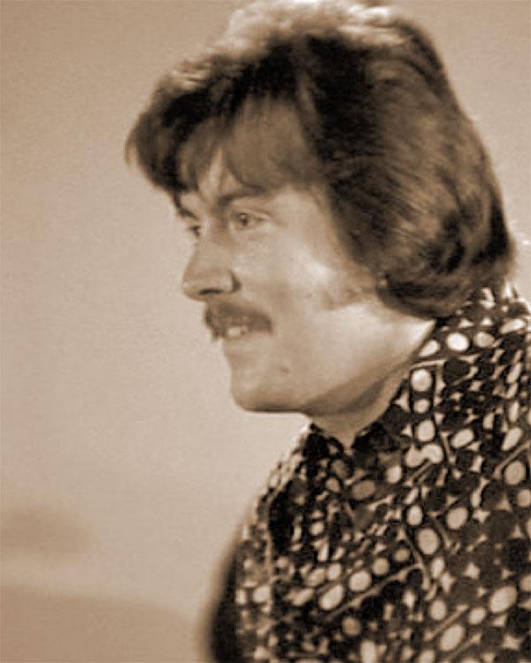 John Wilkinson in 1970