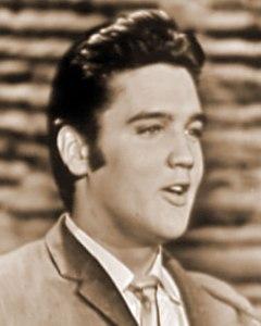 Elvis in 1956