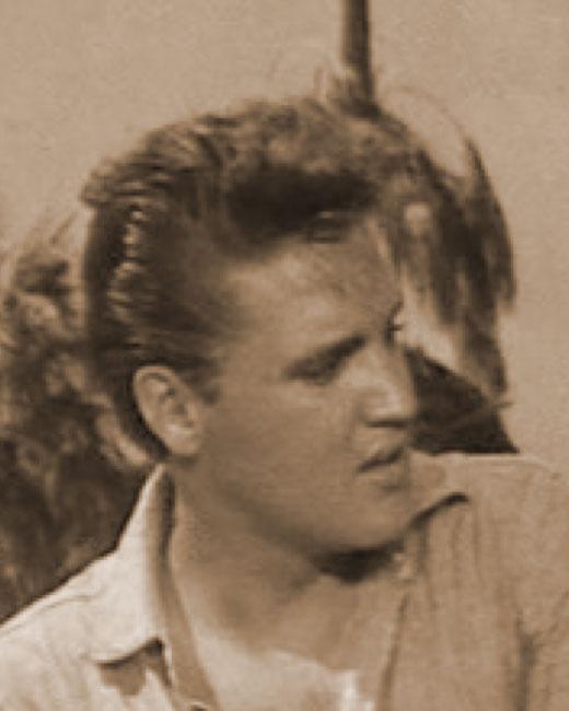 Elvis in 1962