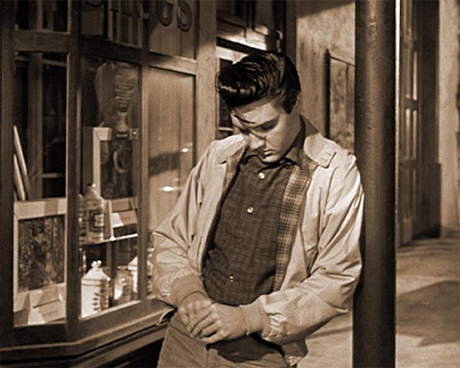 Elvis Presley, 1958