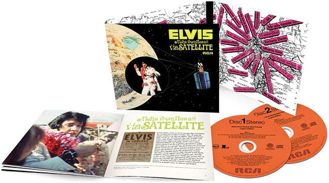 Elvis Aloha From Hawaii via Satellite, 2013 Legacy Edition