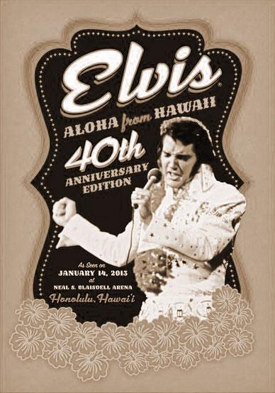 ALOHA FROM HAWAII: 40th ANNIVERSARY EDITION DVD (2013)