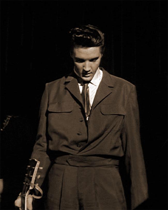Elvis, 1958