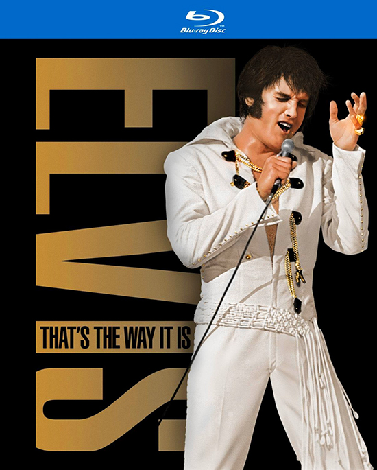 THAT'S THE WAY IT IS: SPECIAL EDITION Blu-ray (2014)