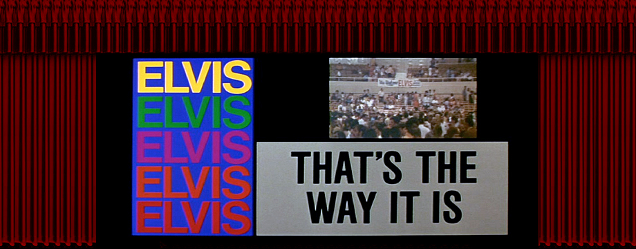 Elvis That's The Way It Is (1970)