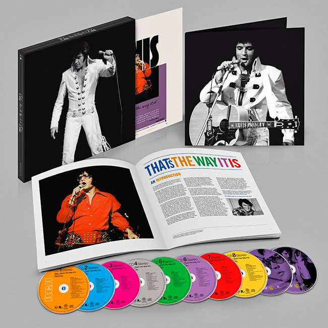 ELVIS: THAT'S THE WAY IT IS - DELUXE EDITION (2014)