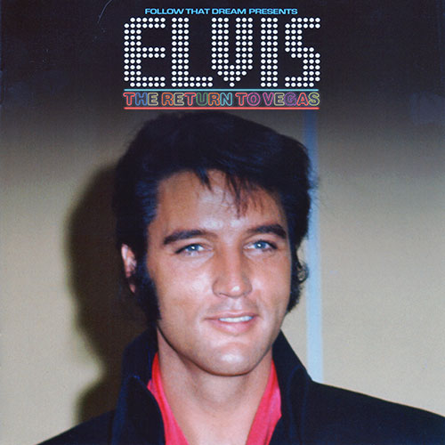 THE RETURN TO VEGAS booklet cover