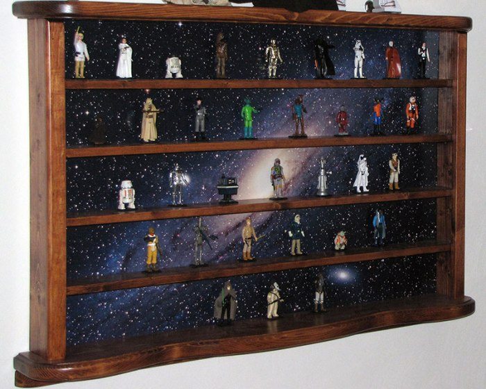 My Kenner Star Wars action figure collection, as of December 9, 2015