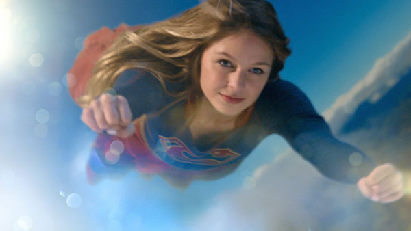 Melissa Benoist is Supergirl (CBS)