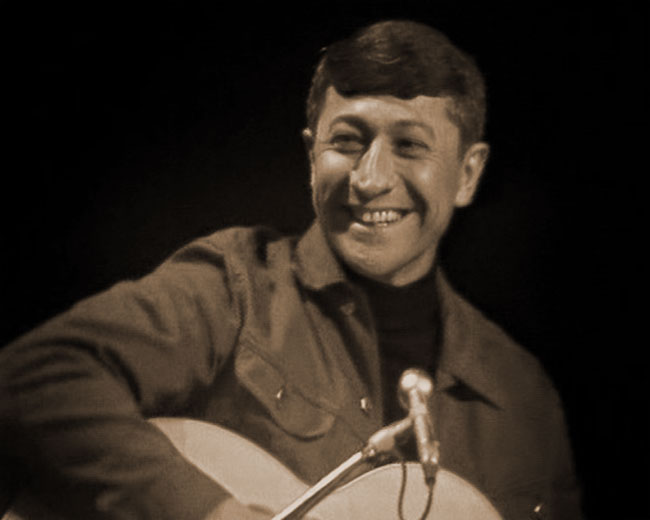 Scotty Moore in 1968