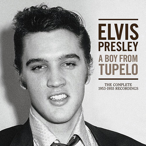 A BOY FROM TUPELO (2017 Sony Edition)